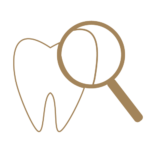 歯医者で歯周病検査しました