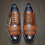 リーガルの靴を購入。